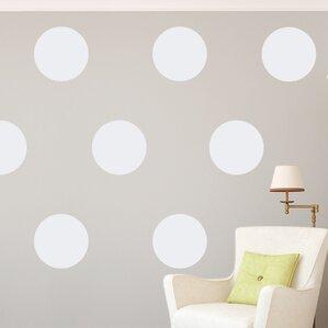 Giant Polka Dots Wall Decal