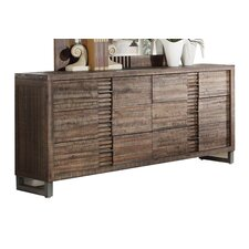 Chavelle 6 Drawer Standard Dresser