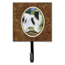 Japanese Chin Leash Holder and Wall Hook by Caroline's Treasures