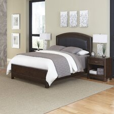 Crescent Hill Panel 3 Piece Bedroom Set by Home Styles