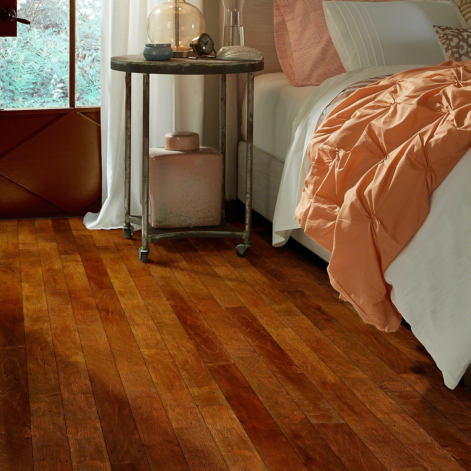 Shaw Floors Mobile 3 Engineered Maple Hardwood Flooring in Laurel