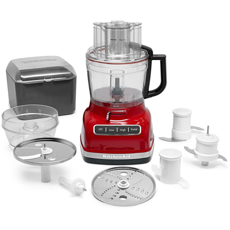 KitchenAid ExactSlice System 11 Cup Food Processor & Reviews | Wayfair