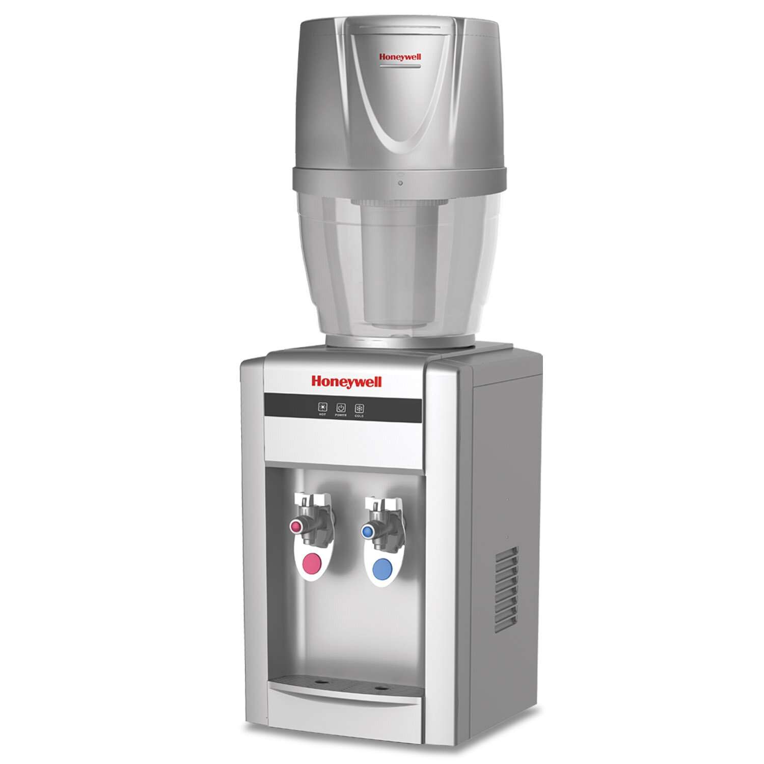 honeywell countertop hot and cold water cooler u0026 reviews wayfair honeywell countertop hot and cold water cooler reviews wayfair - Countertop Water Dispenser