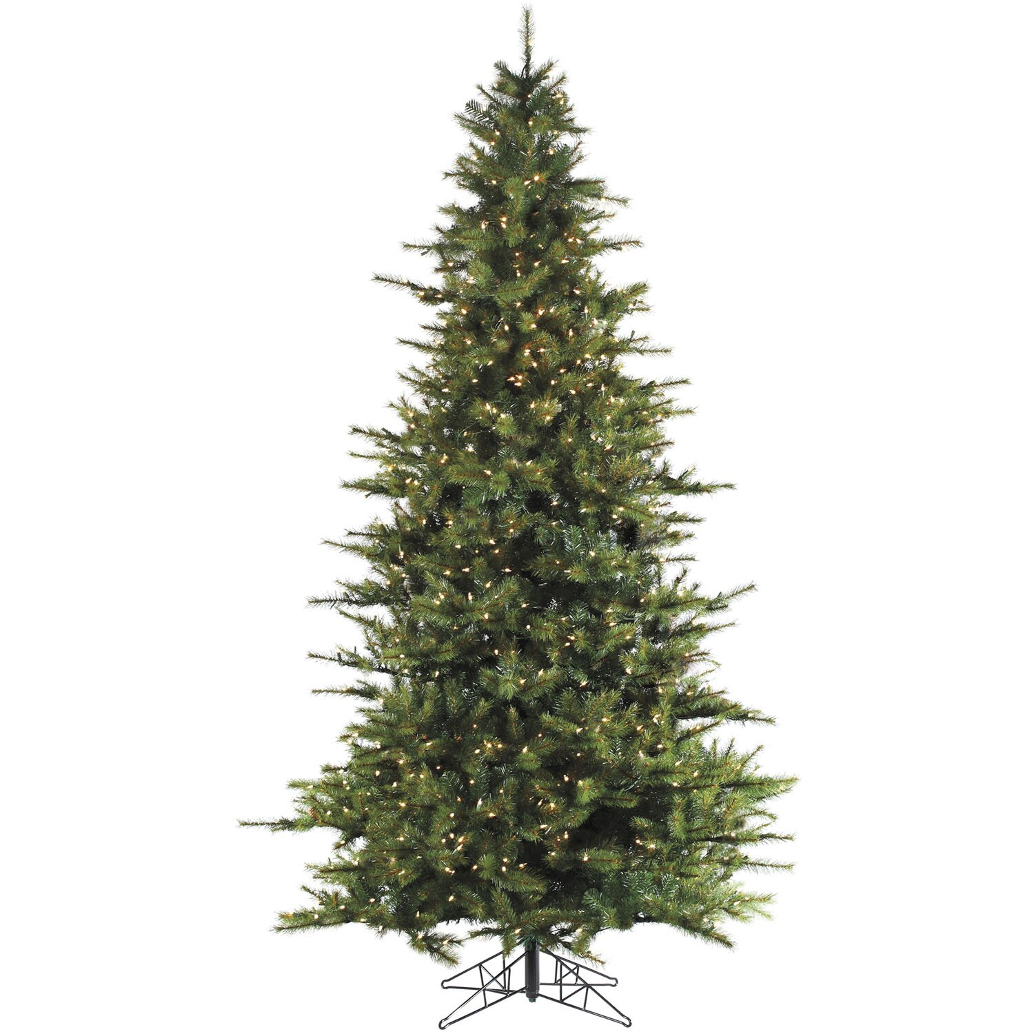 Christmas Tree Shop Hours Pa Part - 22: Hours Somerville Southern Peace Pine Green Artificial Christmas Tree With  Smart String Lights With Stand With Christmas Tree Shop Hours