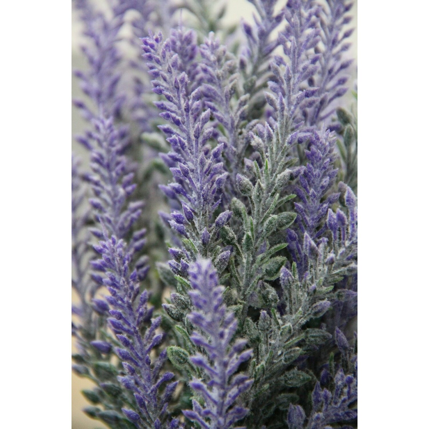 Artificial Flower Lavender Bouquet For Home Decor And Wedding Decoration