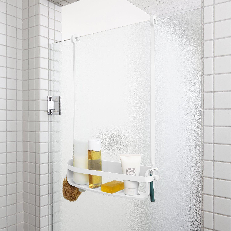 Plastic Over Door Shower Caddy - Mobroi.com
