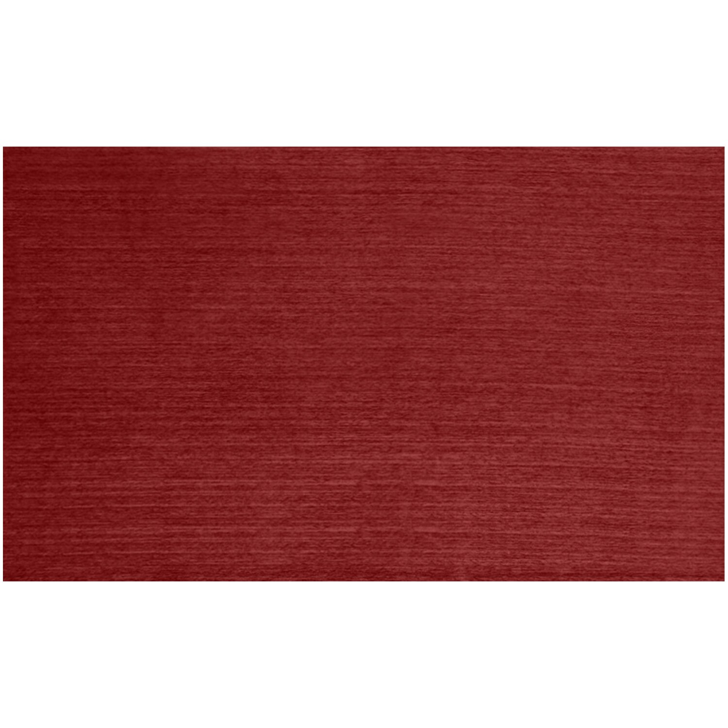 Ruggable hand woven red indoor outdoor area rug reviews for Woven vinyl outdoor rugs