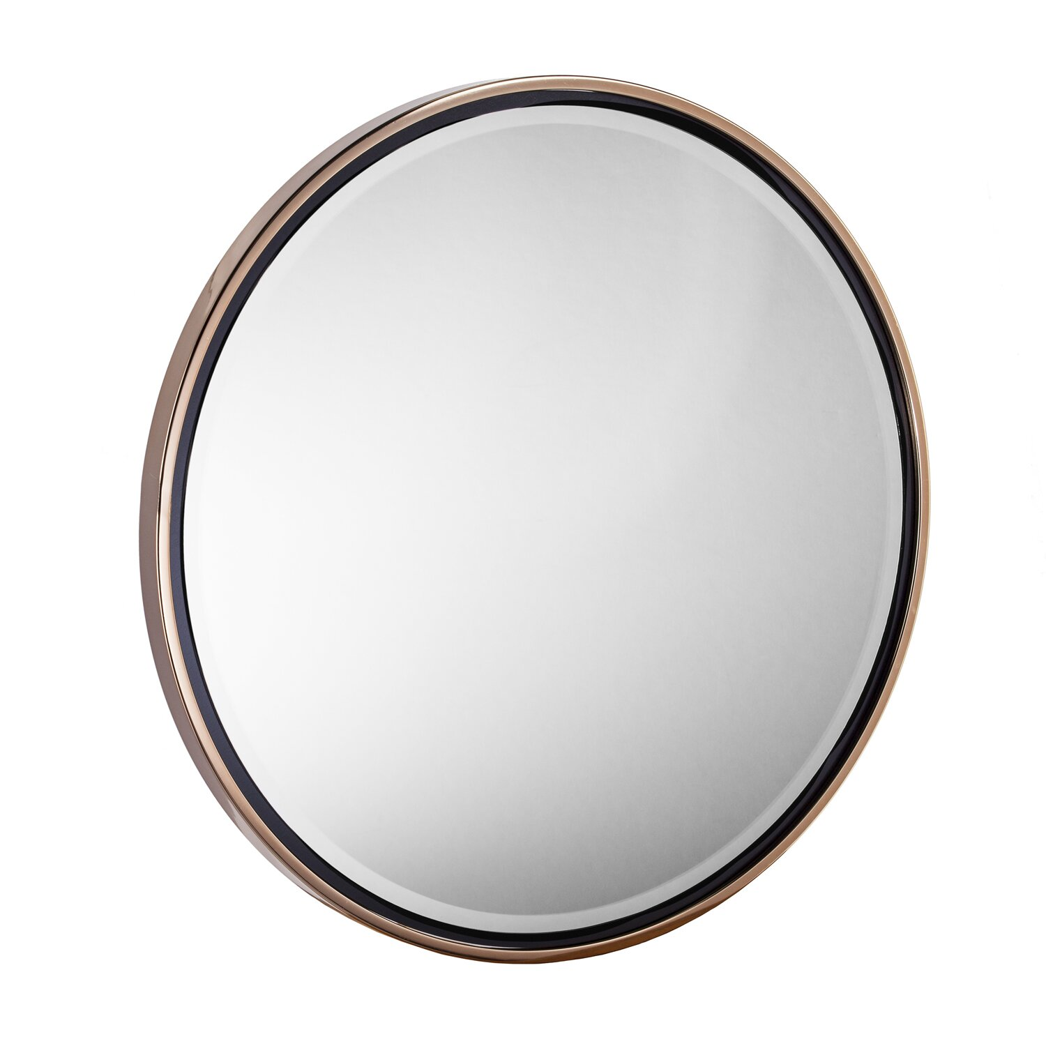 Willa Arlo Interiors Contemporary Round Wall Mirror Reviews