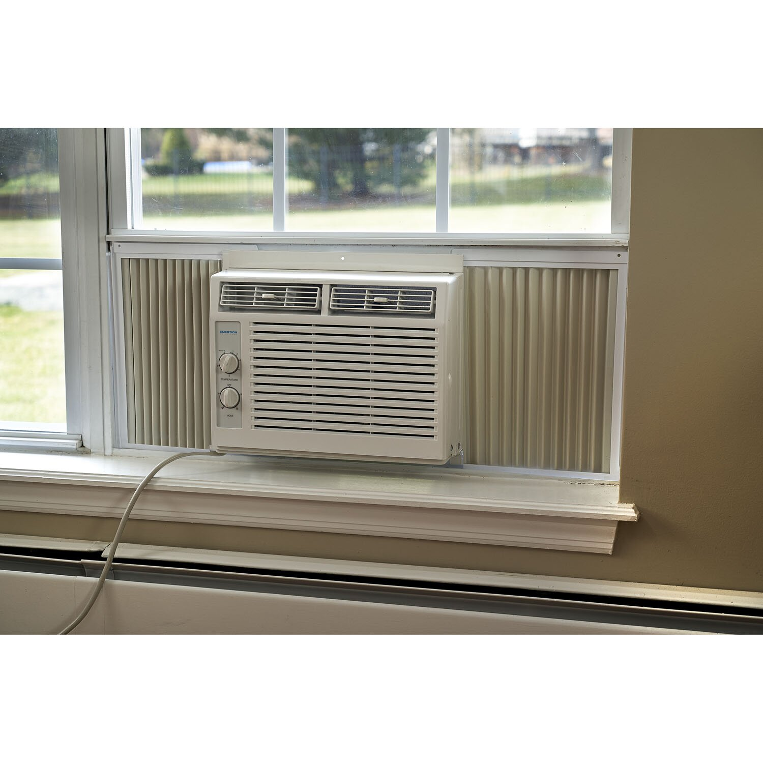 #5F5038 Emerson Quiet Kool 5 000 BTU Window Air Conditioner  Most Recent 12760 Koolking Air Conditioner image with 1500x1500 px on helpvideos.info - Air Conditioners, Air Coolers and more