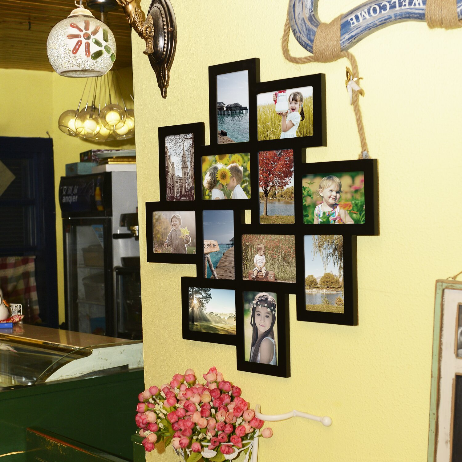 Magnificent Decorative Wall Calendar Frames Picture Collection - The ...