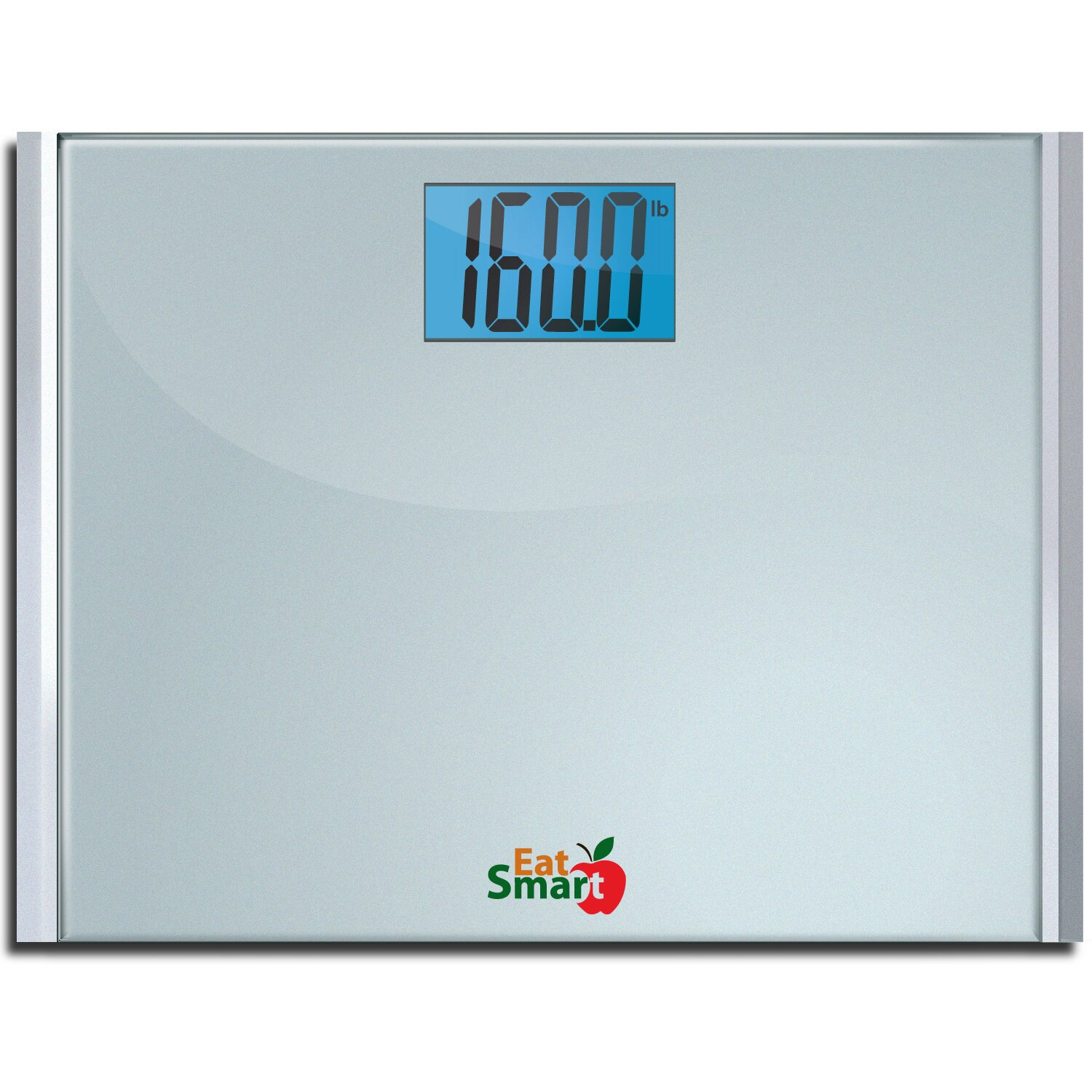 Calibrate digital bathroom scale - Precision Plus Bathroom Scale