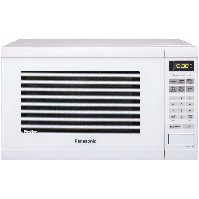 Panasonic 21 1 2 Cu Ft Countertop Microwave Reviews Wayfair