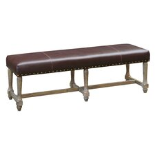 Weston Upholstered Dining Bench by Forty West