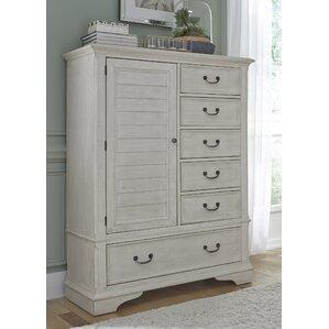 trenton 6 drawer chest