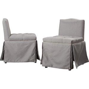 Adjustable Vanity Chair | Wayfair