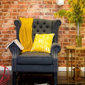 Sabion Wing Back Chair by Willa Arlo Interiors