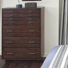 Hudson 5 Drawer Chest by Cresent Furniture