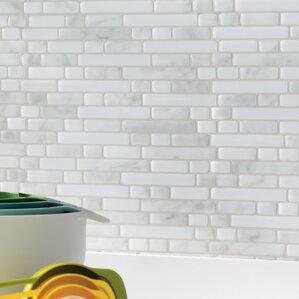 Mosaik 10 X 10 Subway Tile In
