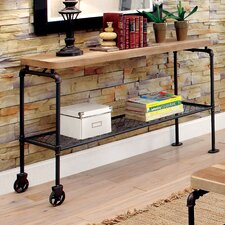 Doran Console Table by 17 Stories