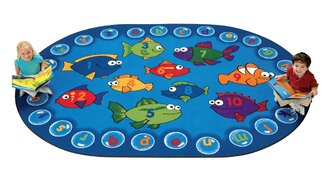 Rugs Provide A Soft, Safe Place For Young Children To Crawl, Walk, And Play  On. Many Daycare And Preschool Rugs Are Equipped With Safety Standards Like  ...