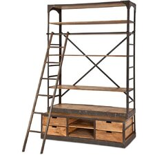 Lindel 96 Accent Shelf by 17 Stories