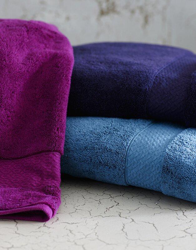 Natori Dynasty Bath Towel Reviews Wayfair