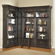 Gunnersbury 95 Oversized Set Bookcase by Astoria Grand