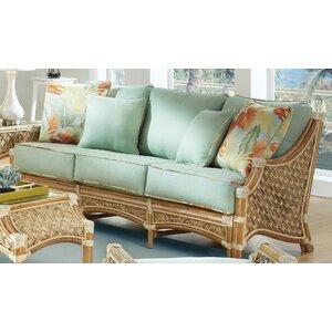 Mauna Loa'' Sofa by Spice Islands Wicker