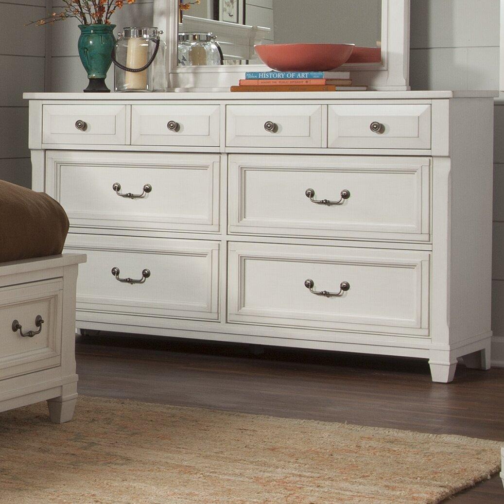 Beachcrest Home Randolph Panel Customizable Wood Bedroom