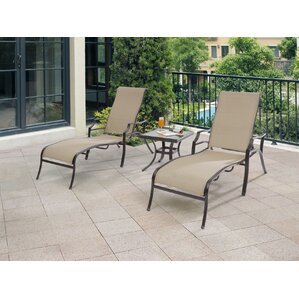 Chantilly 3 Piece Seating Group