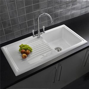 1015cm x 525cm inset kitchen sink. Interior Design Ideas. Home Design Ideas