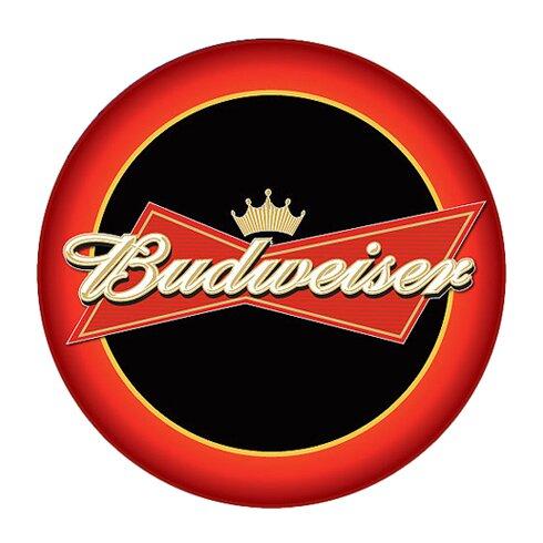 Budweiser Swivel Bar Stool