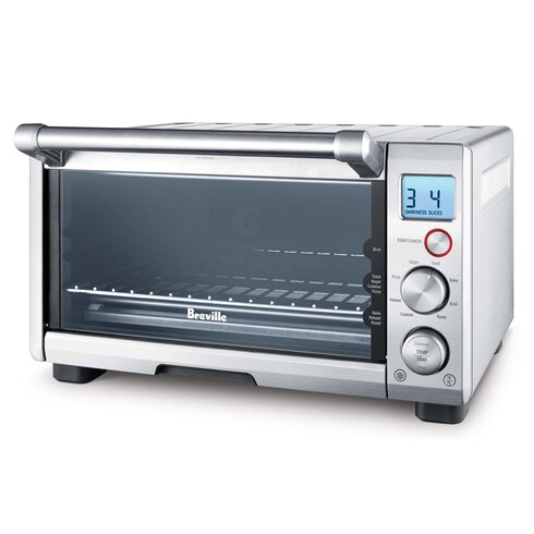 Compact Smart Toaster Oven by Breville