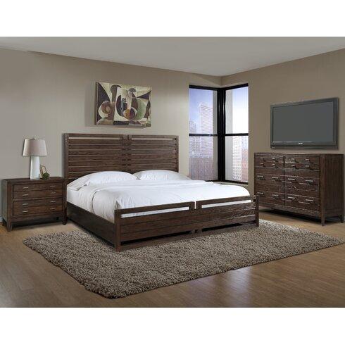 Cresent Furniture Hampton Panel Customizable Bedroom Set Reviews