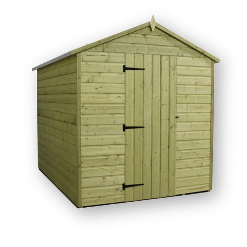 5 x 10 Wooden Storage Shed