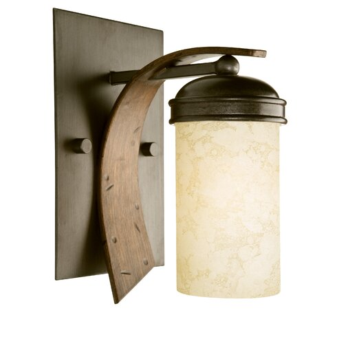 Aizen 1-Light Recycled Bath Light