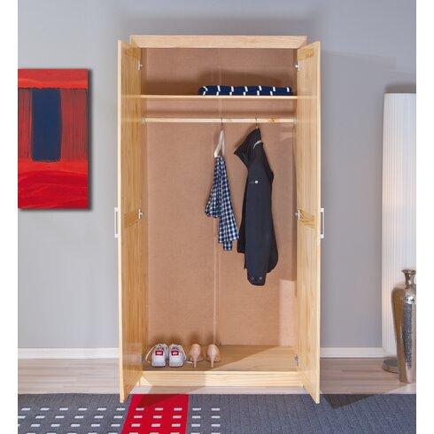 Luca 2 Door Wardrobe