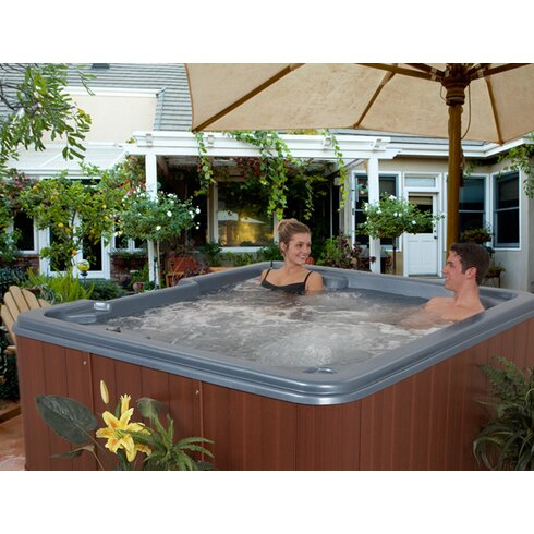 Bahama 5-Person 30-Jet Plug and Play Spa