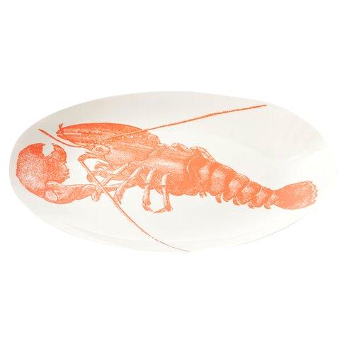 Sea Life Lobster Melamine Platter