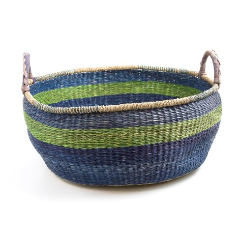 Zulu Seagrass Basket