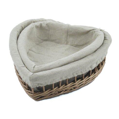 2 Piece Nesting Bread Basket Set