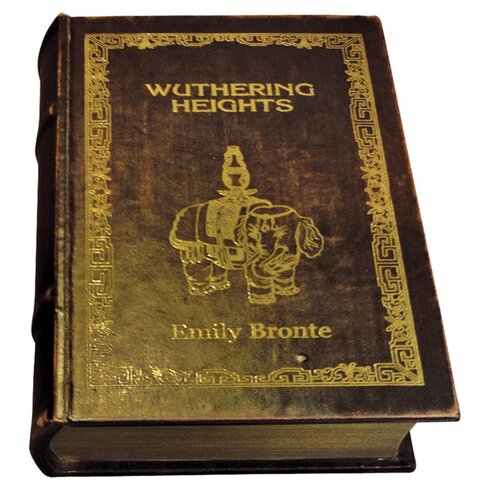 Gifts and Accessories Wuthering Heights Secret Book Box