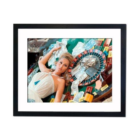 Ursula Andress - Casino Royal Framed Photographic Print