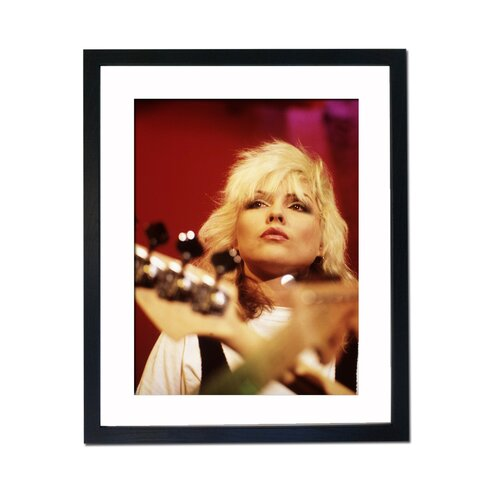 Blondie Framed Photographic Print