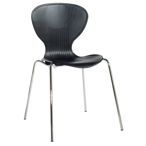 Sienna Armless Stacking Chair