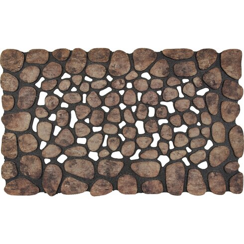 Master Pebble Garden Doormat