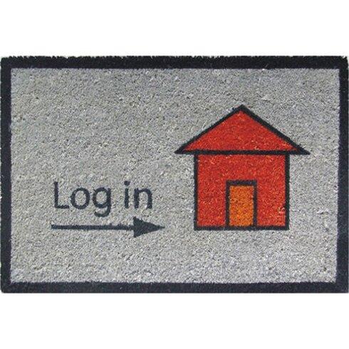 Kokos Login Doormat