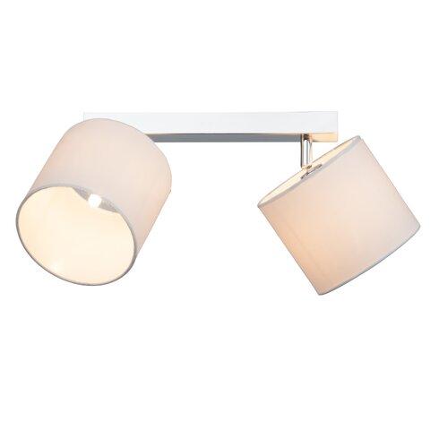 Sandra 2 Light Ceiling Spotlight