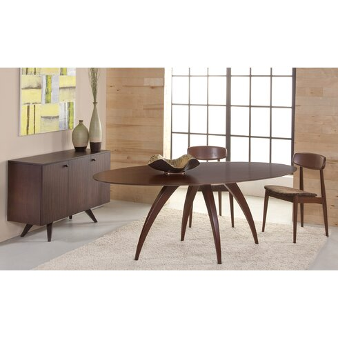 Saloom Furniture Ella Dining Table Amp Reviews Wayfair