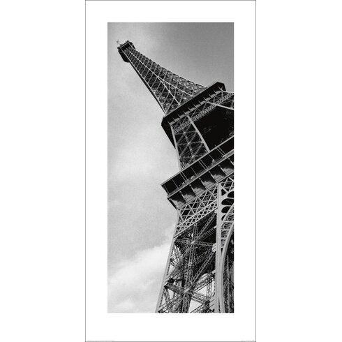 Eiffel Tower by Amy Gibbings Photographic Print